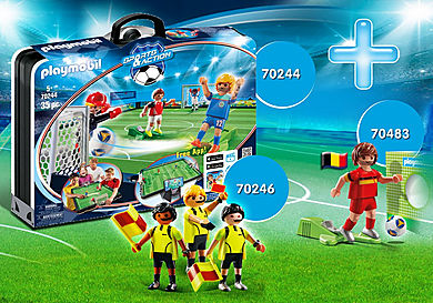 PM2106B Bundle National Player Belgium