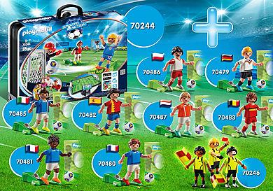 PM2106C Bundle soccer