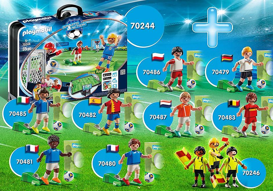 PM2106C Bundle soccer detail image 1