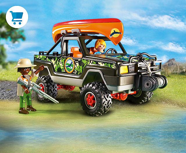 Abenteuer-Pickup