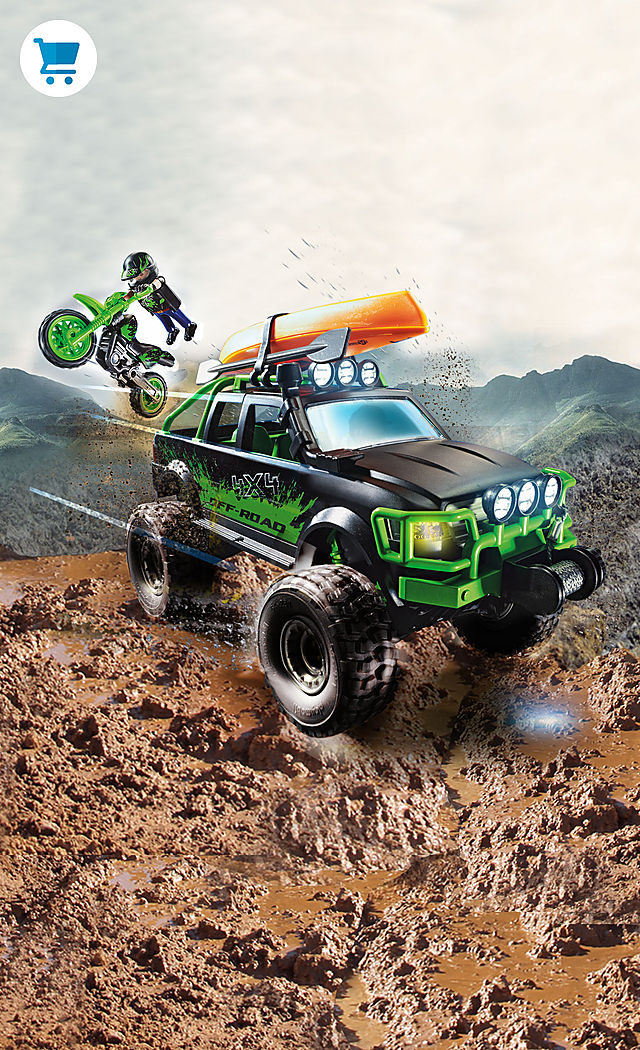 Embark on off-road adventures with the new Weekend Warrior!