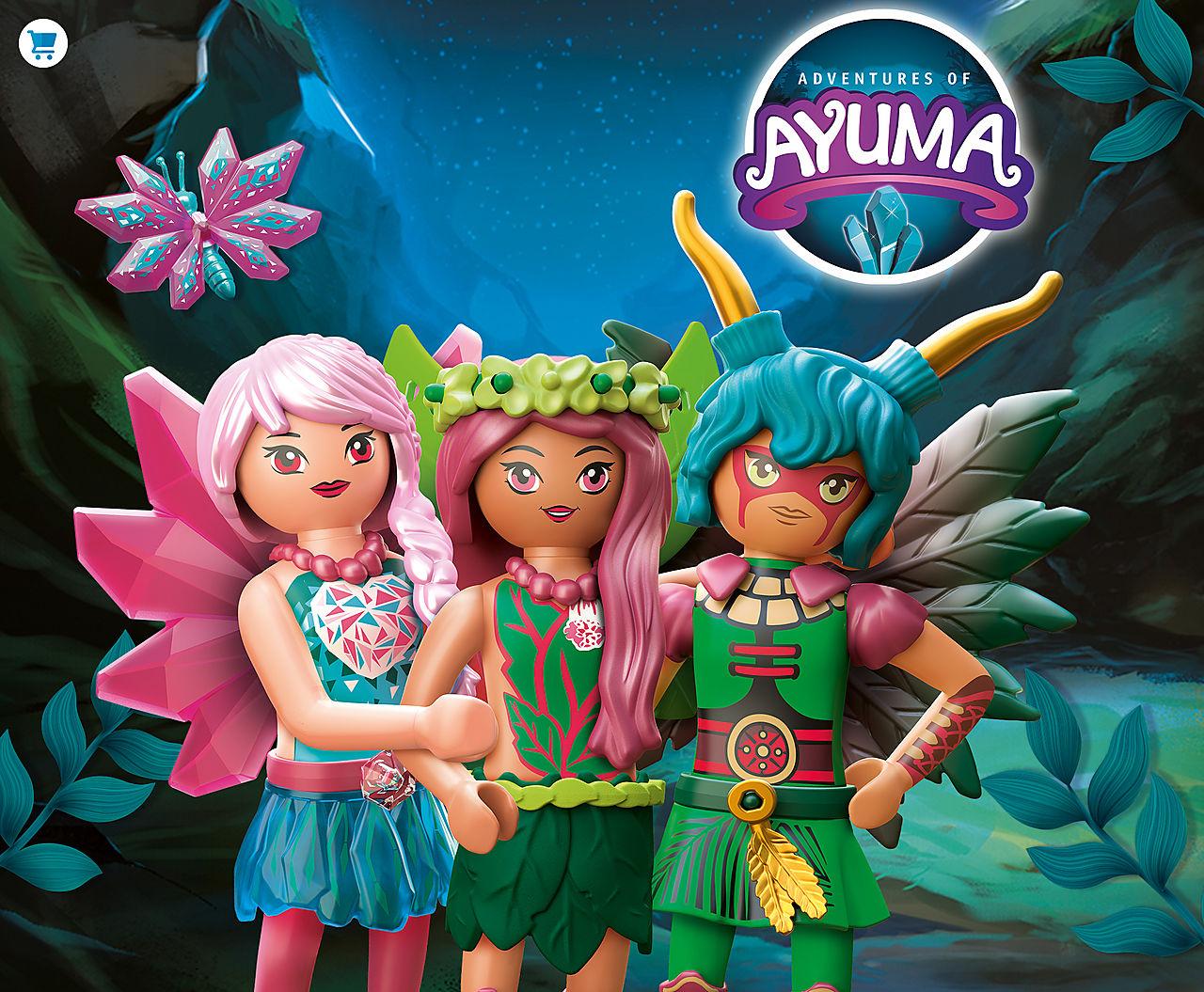 Adventures of Ayuma