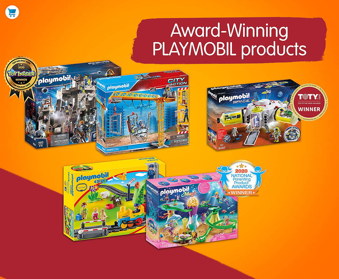 discover our excellent play sets each one a winner such as 70220 Novelmore or 70094 Mermaid Cove with Illuminated Dome