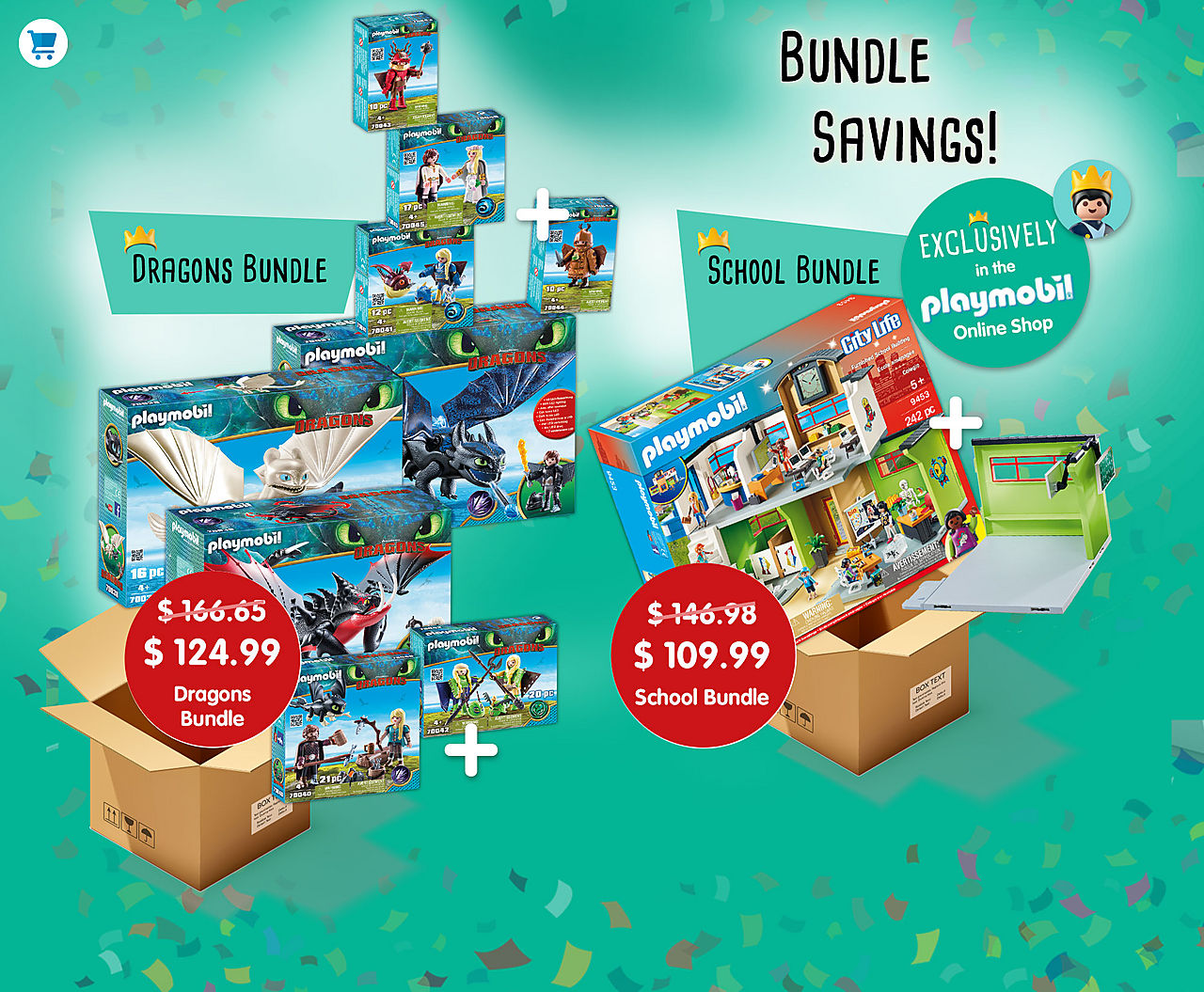 Discover and save on many bundles like the School Bundle which includes the School 9453 + Gym 9454 and History Class 9455 for only $134.99 instead of $209.97