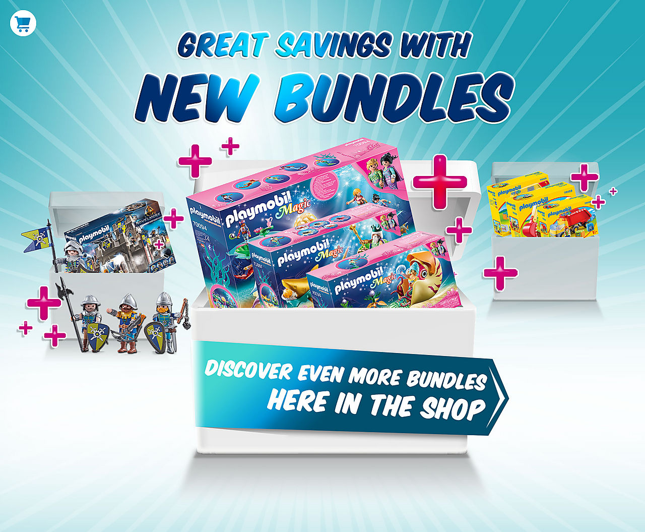 Discover and save on many bundles like the Mermaids Bundle which includes the items 70094 and 70097 and 70098 for only $74.99 instead $106.97