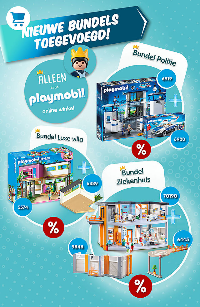 Playmobil Bundles