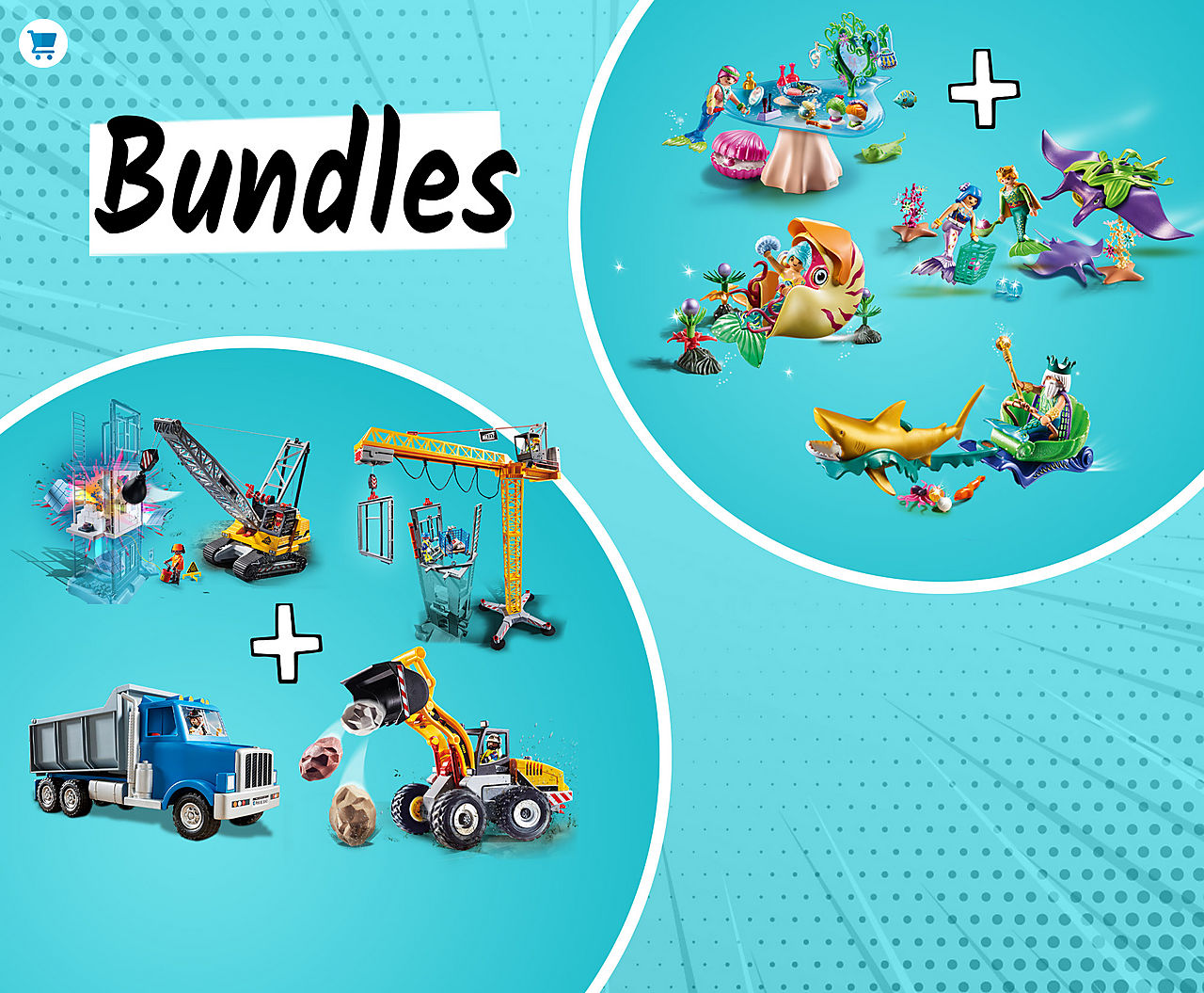 Discover and save on many bundles like the Mermaids Bundle or the Construction Bundle