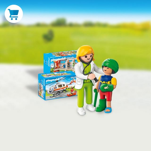 Playmobil jouets boutique officielle france playmobil for Playmobil 6445