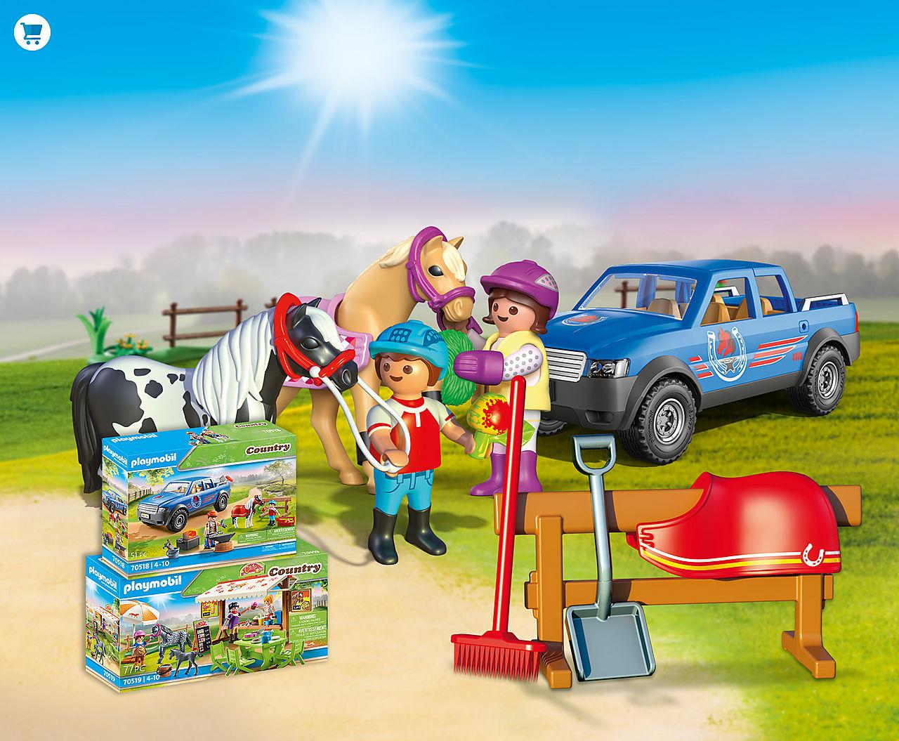 PLAYMOBIL Ponyfarm