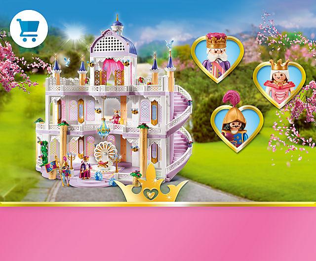 PLAYMOBIL Palais des merveilles