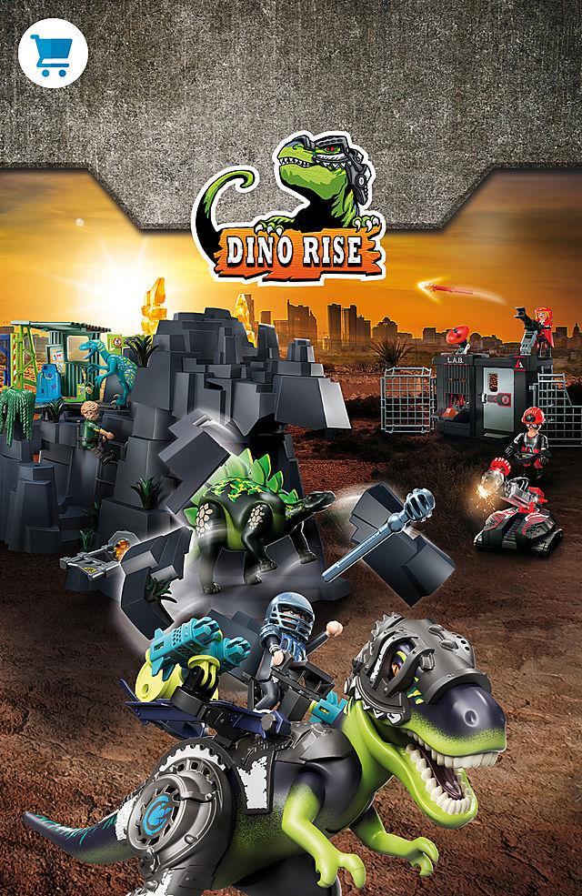 Dino Rise Dino Rock