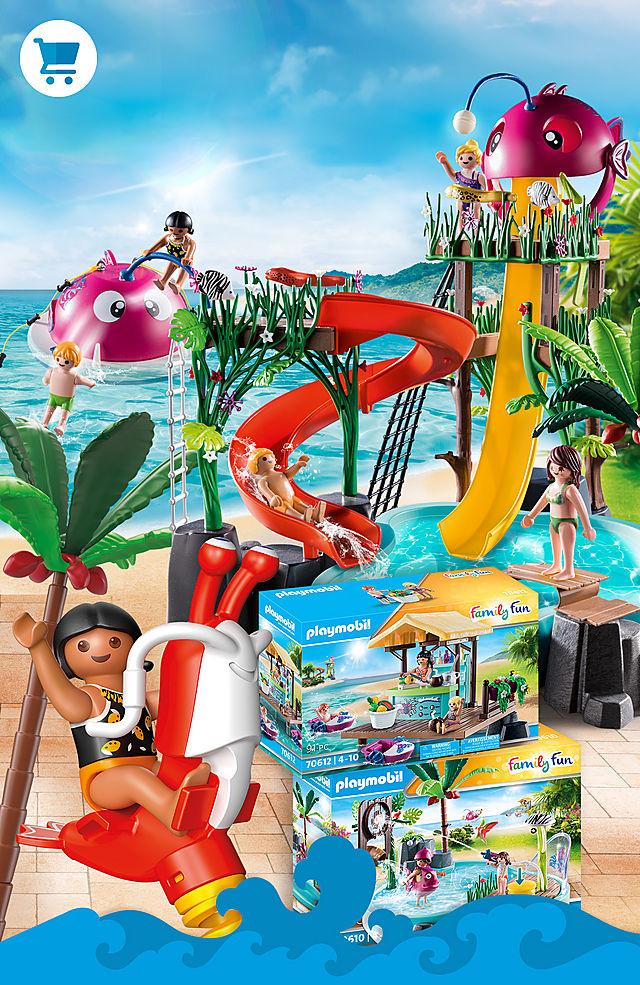 Tropiske vandland