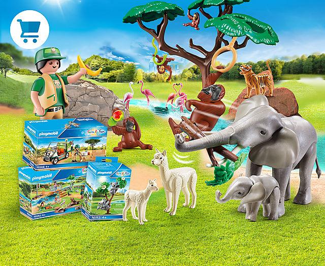 FamilyFun zoo