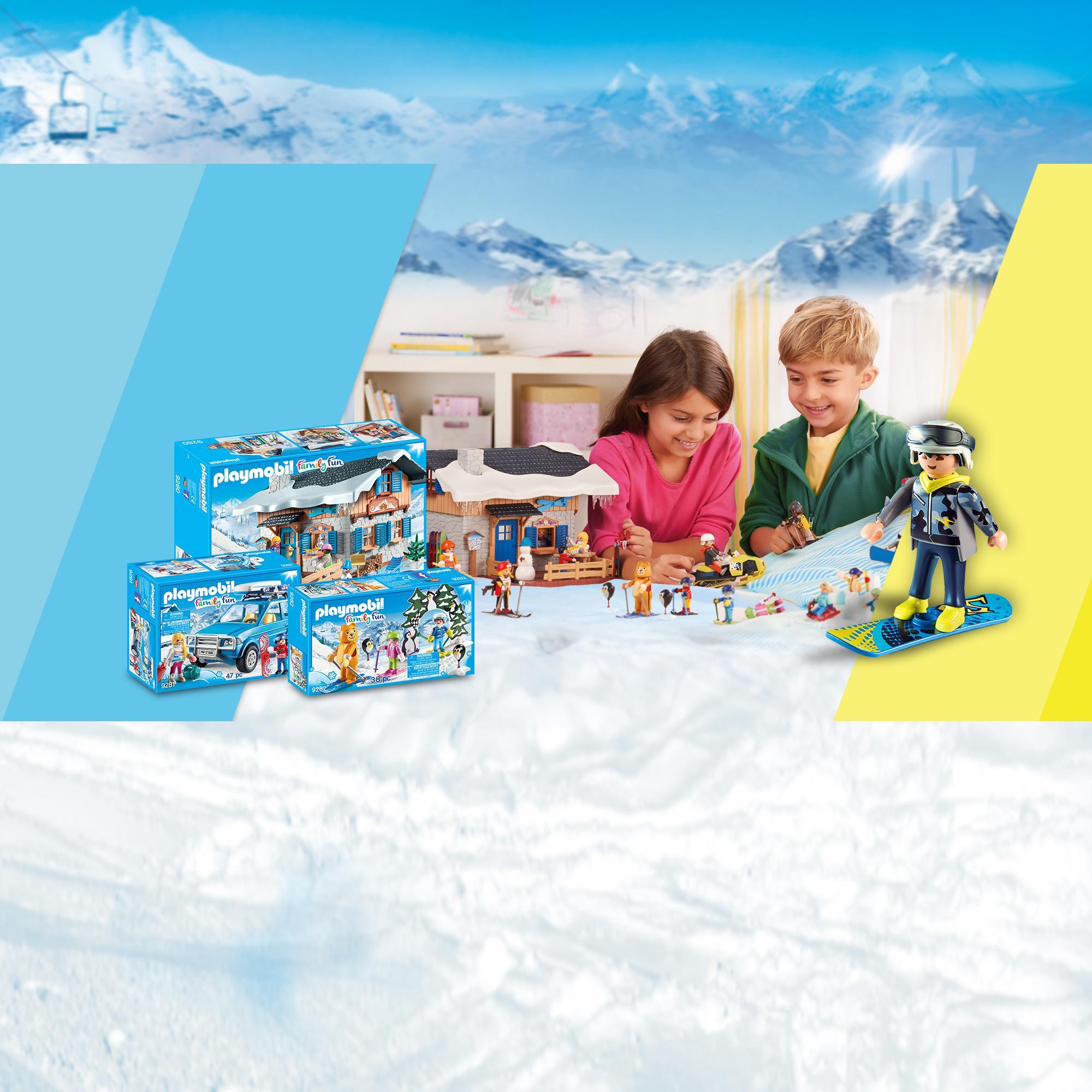 Playmobil Canada