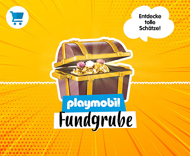 PLAYMOBIL Fundgrube