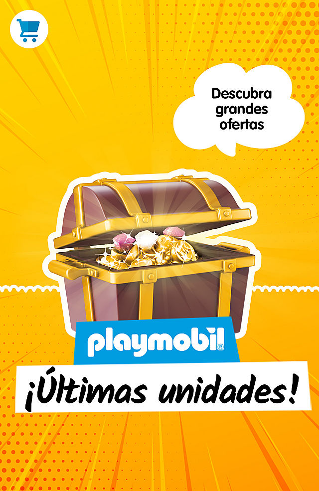 ¡PLAYMOBIL Últimas unidades!