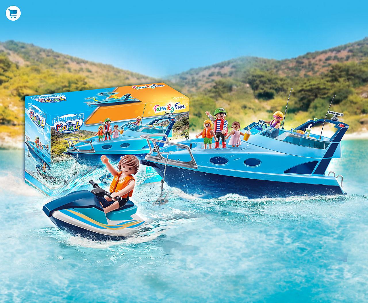Funpark Yacht