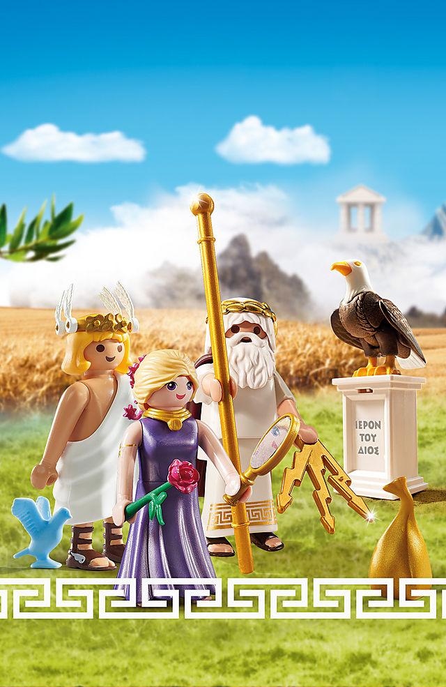 Οι 12 θεοί του Ολύμπου έφτασαν!