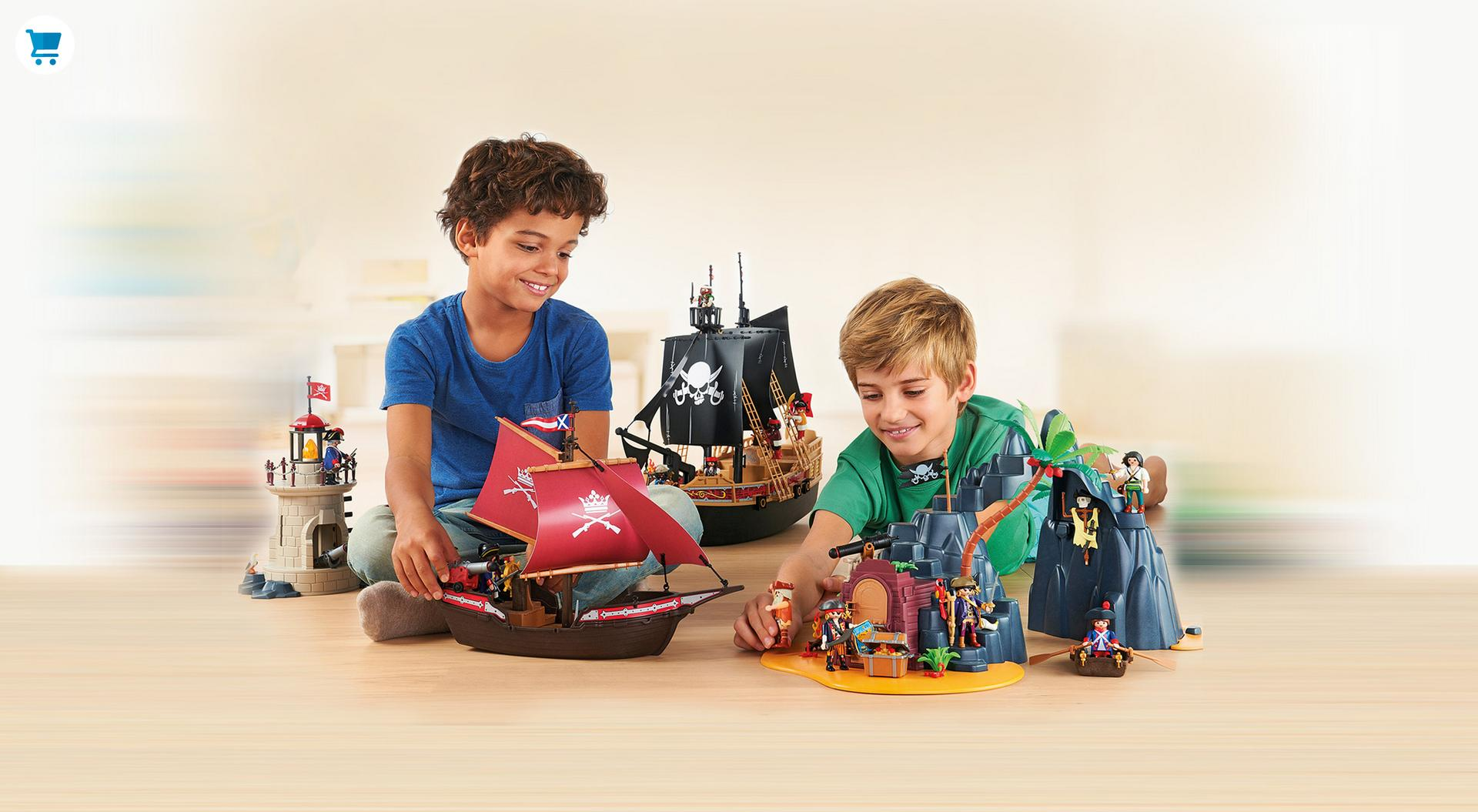 PLAYMOBIL US - 20% off coupon.