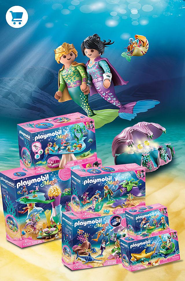 PLAYMOBIL Magic Mermaids
