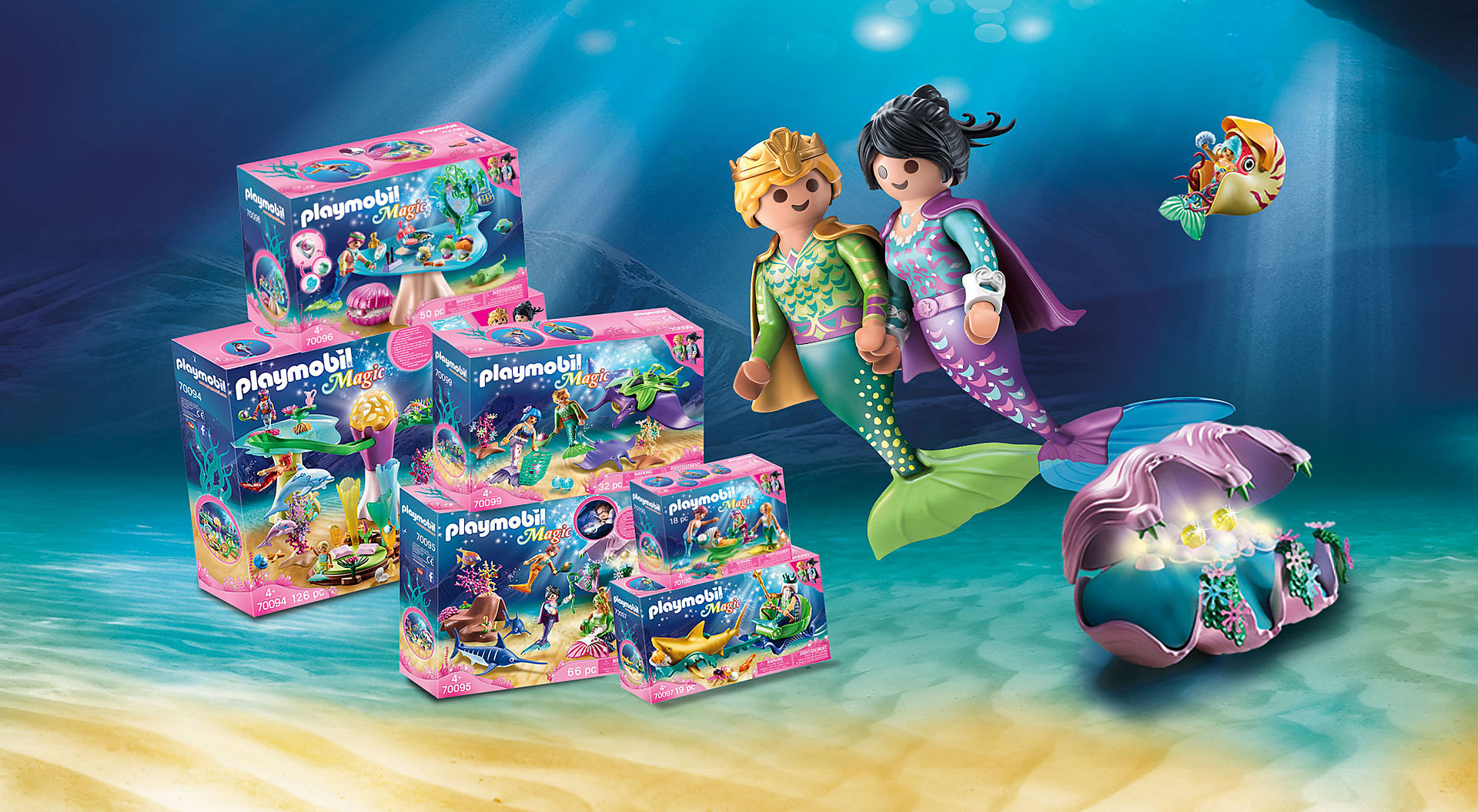 Playmobil Magical Mermaids