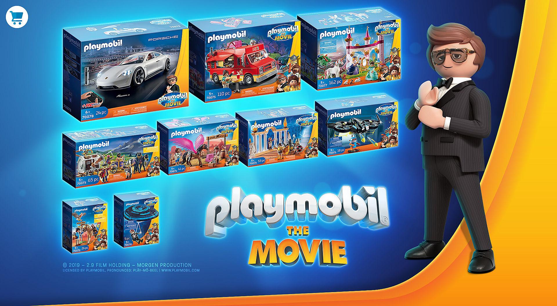 PLAYMOBIL® United Kingdom
