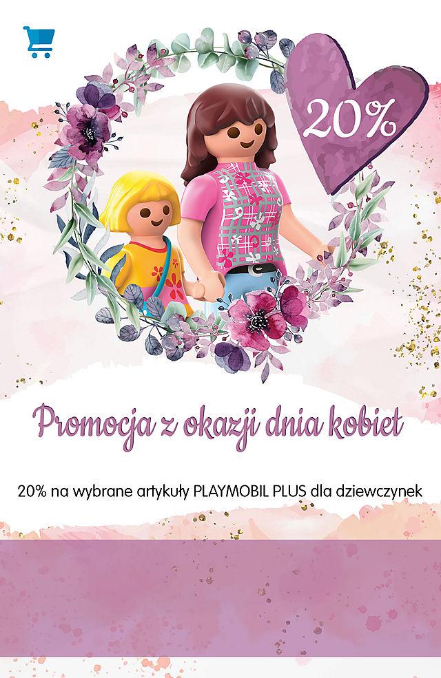 Promocja z okazji dnia kobiet
