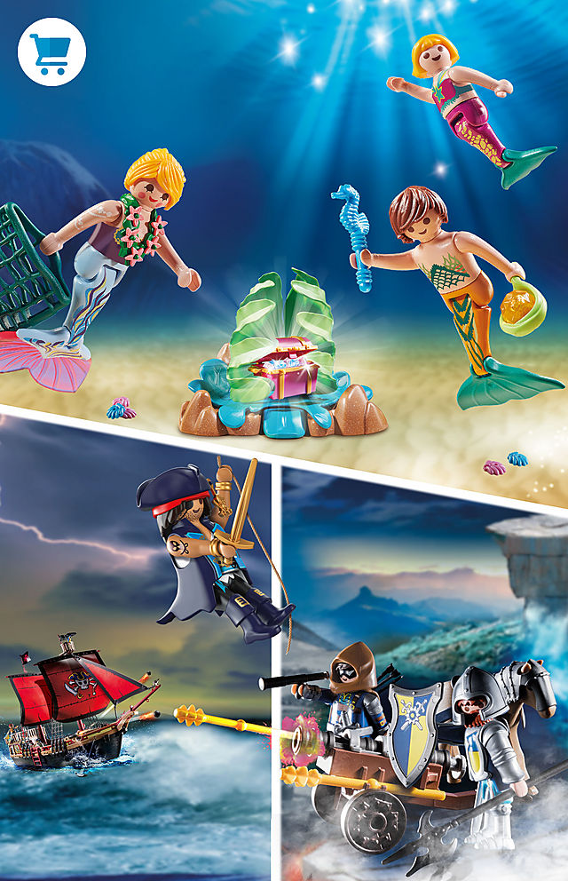 Discover all the new toys from PLAYMOBIL