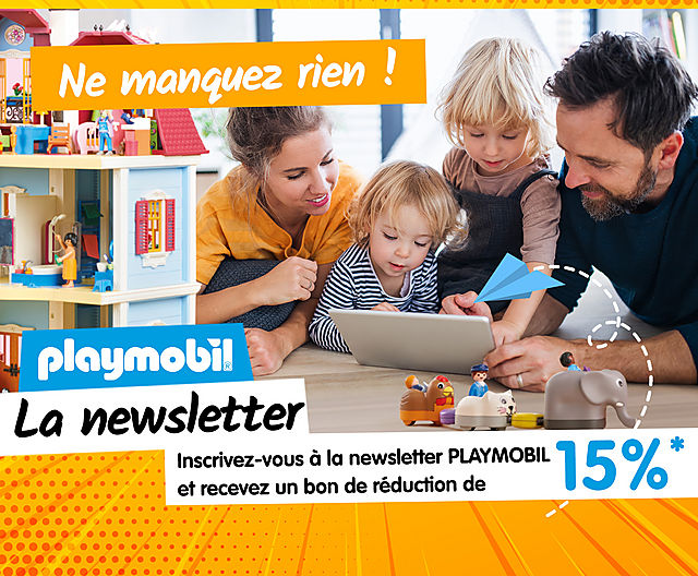 Playmobil Newsletter