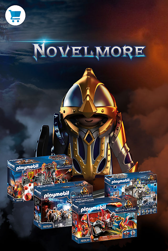 Discover the world of Novelmore and compete for the Invincibus with the Burnham Raiders