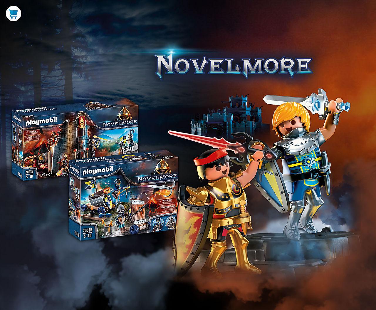 Novelmore Produkte