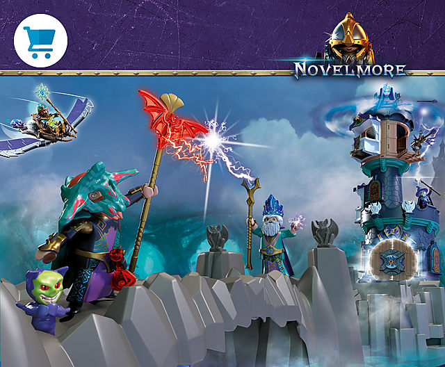 PLAYMOBIL Novelmore Violet Vale
