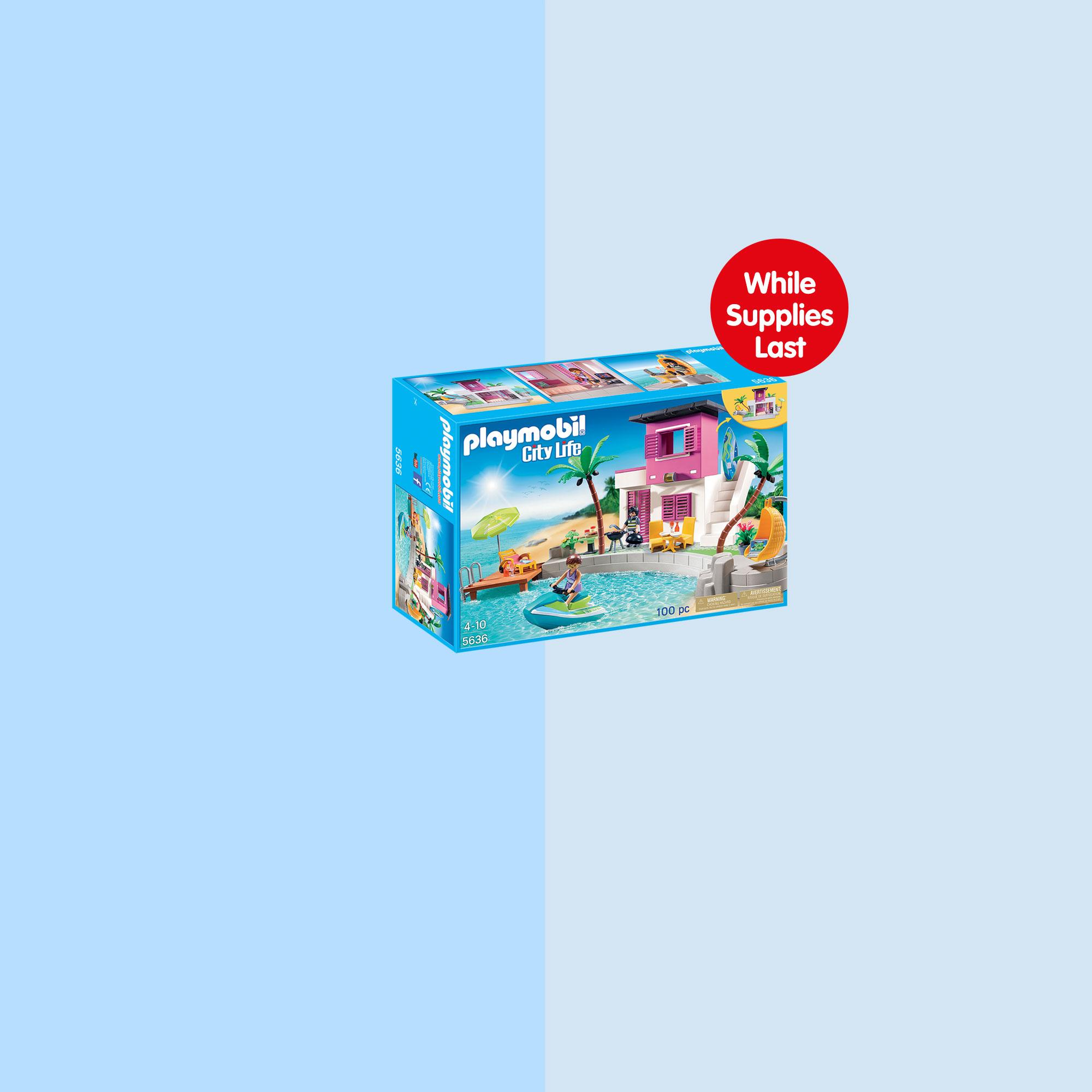 PLAYMOBIL - 20% off coupon cod...