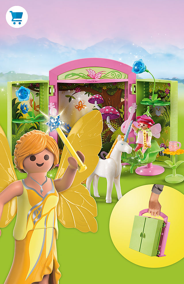 Pick of the month – 5661 Fairy Garden Play Box for only $14.99 instead $19.99 - while supplies last