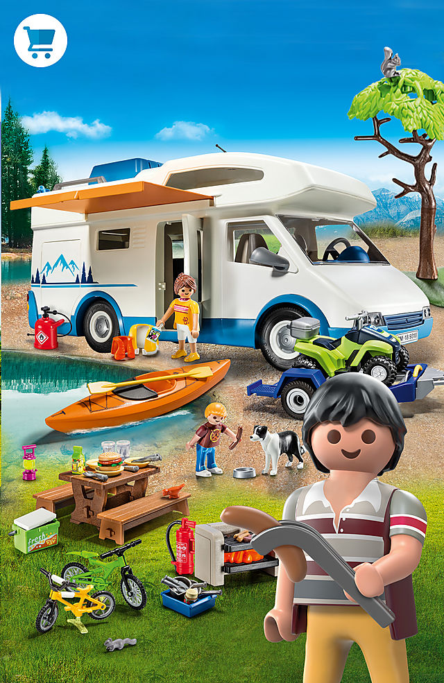 Pick of the month – 9318 Camping Adventure for only $49.99 instead $69.99 - while supplies last