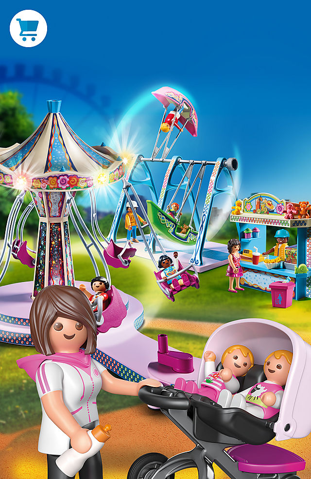 Pick of the month – 70558 Large County Fair for only $59.99 instead $79.99 - while supplies last