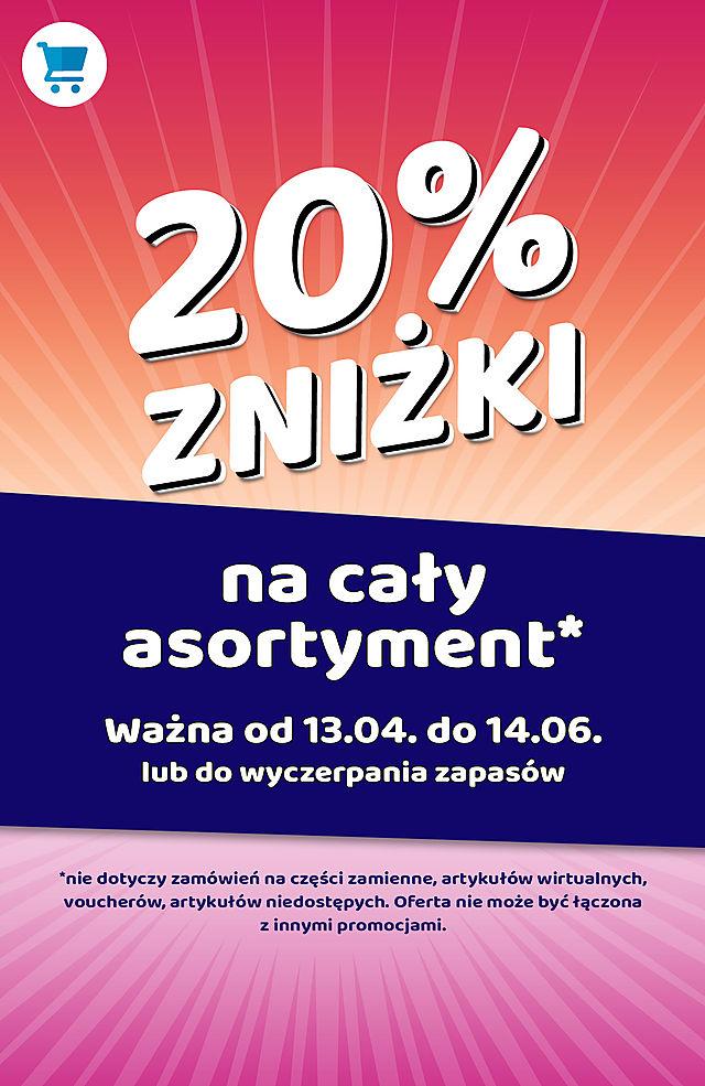 20 % Promotion