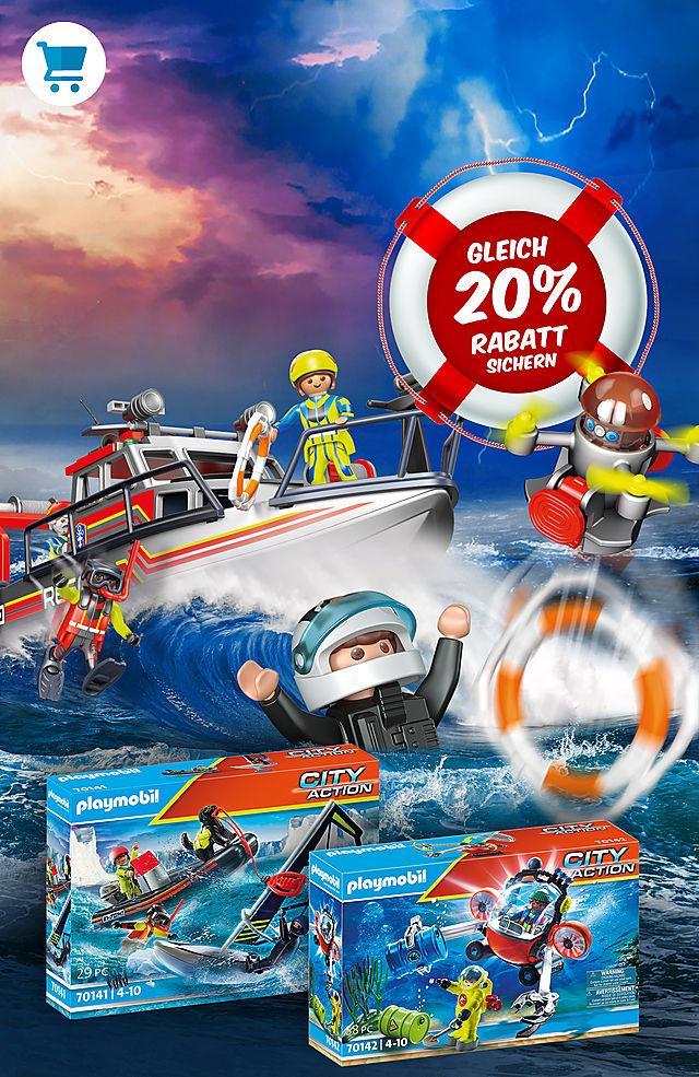 20% auf Seenotretterprodukte