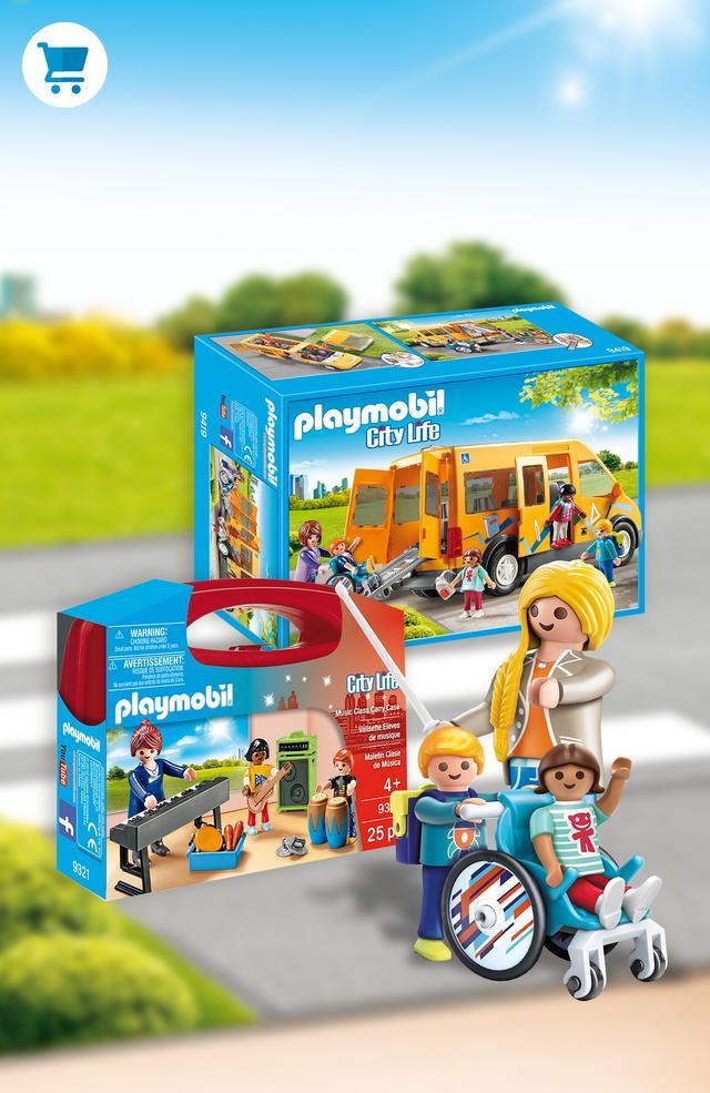 Playmobil® Northern Europe - Norway