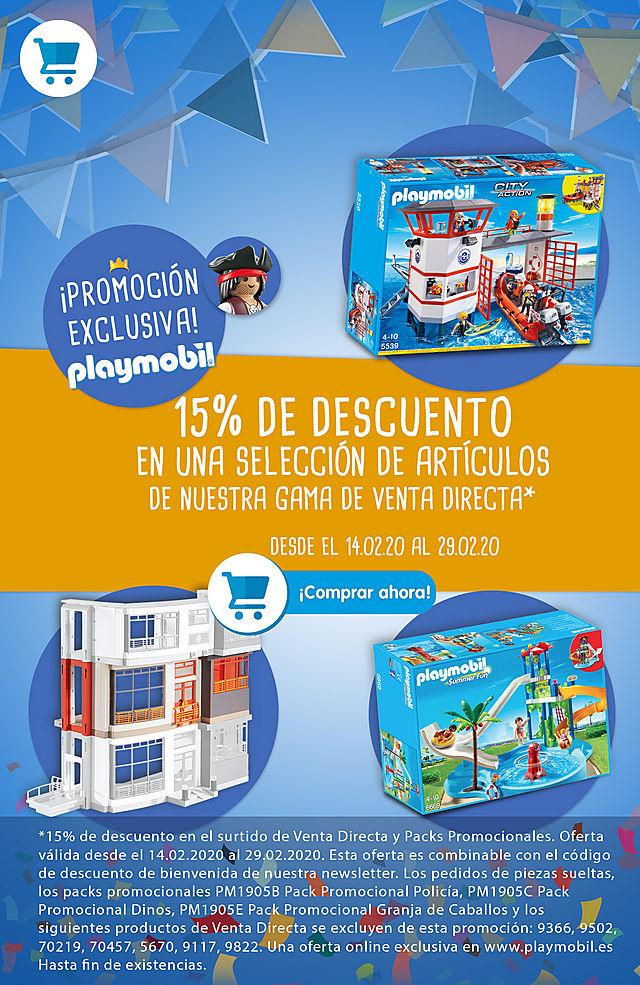 15% de desconto numa selecão de produtos da nossa GAMA DE VENDA DIRETA Desde 14.02.20 a 29.02.20