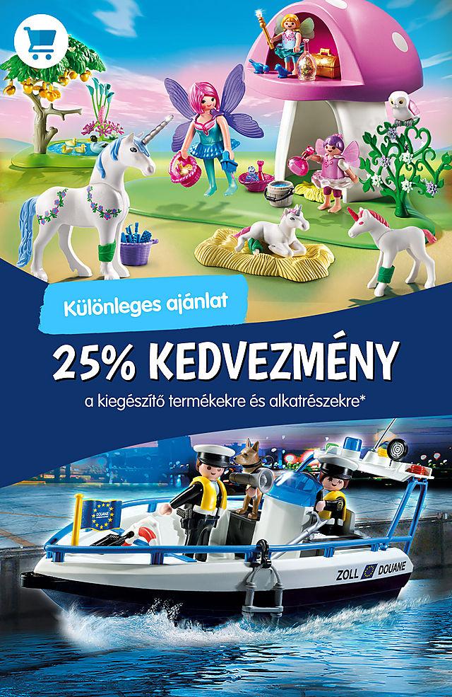 25% kedvezmény