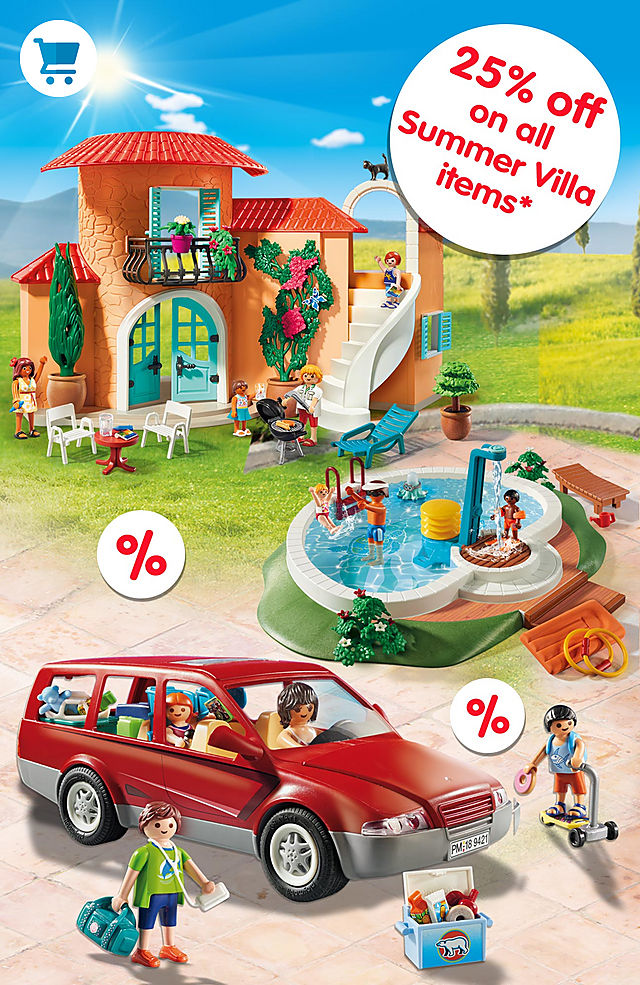 Summervilla Promotion