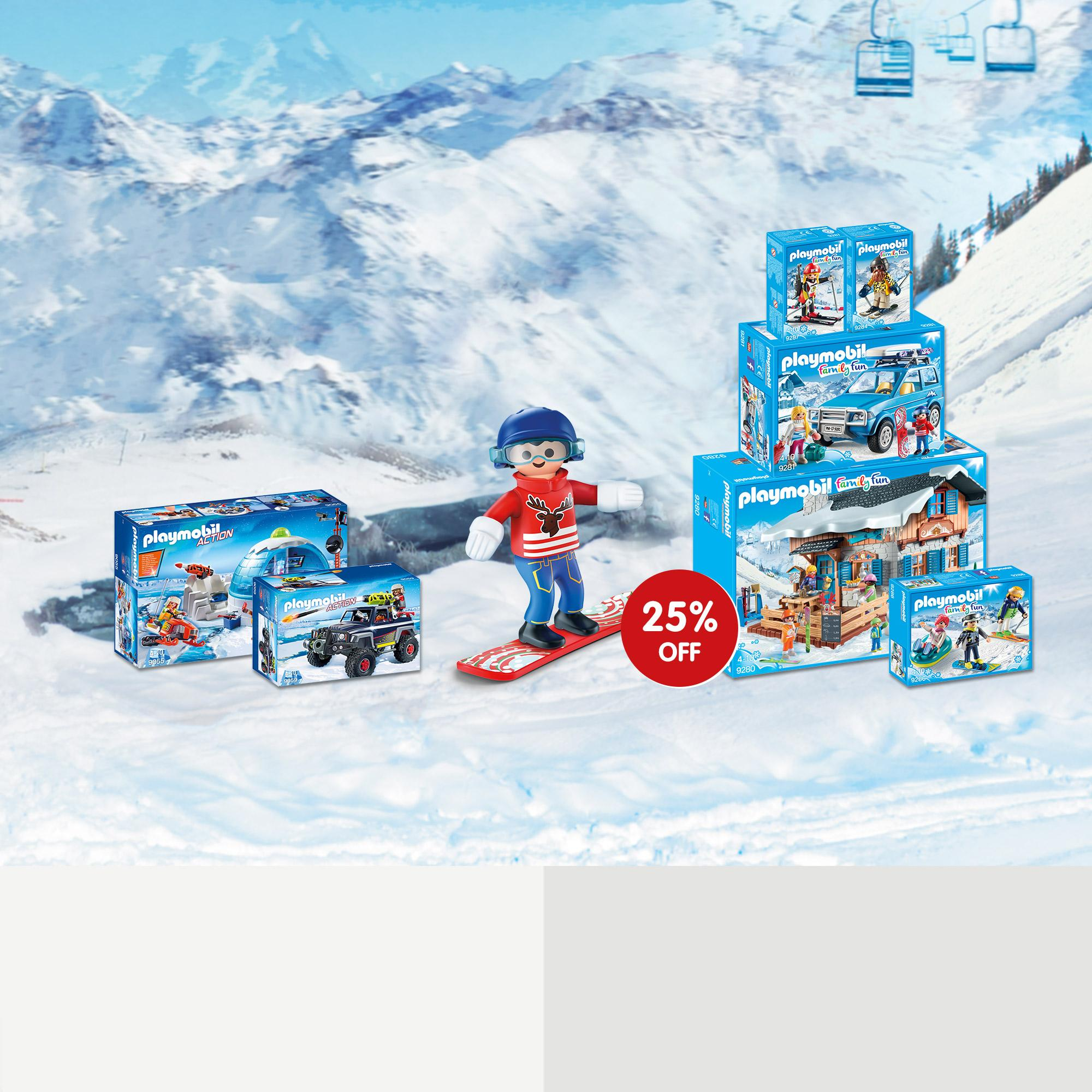 Save with 6 Active Playmobil Discounts and Promo Codes for October 12222