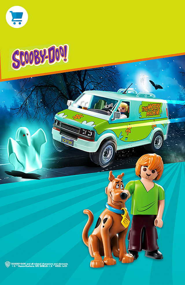 NEW an now available - Mysteries are calling – Get ready for SCOOBY-DOO!