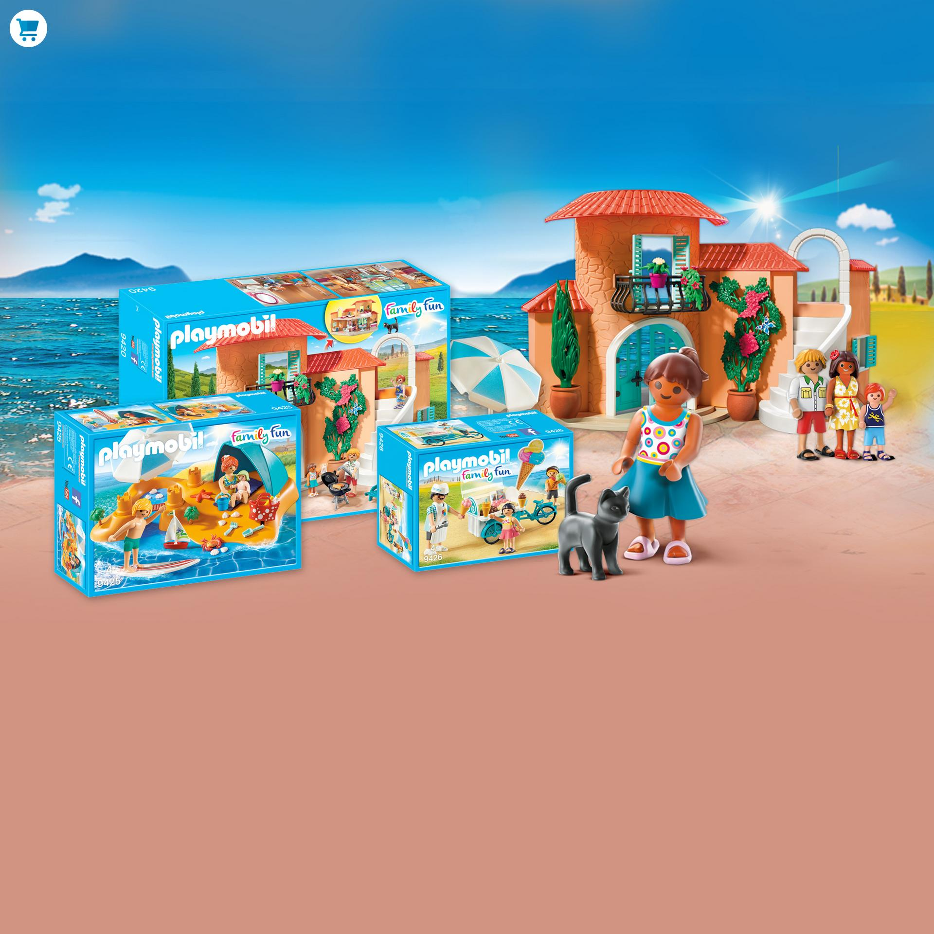 Playmobil City Life Maison Moderne : Playmobil northern europe norway