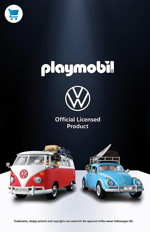 PLAYMOBIL VW