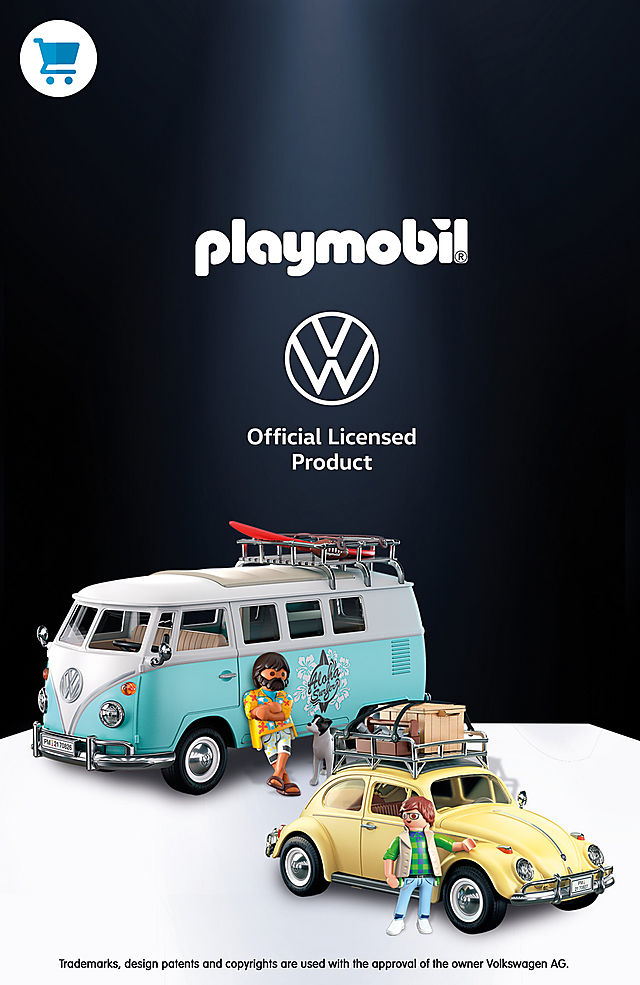 PLAYMOBIL VW-Klassiker