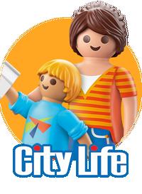 City Life PLAYMOBIL® Schweiz