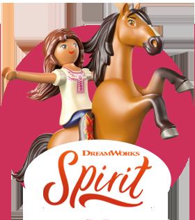 Spirit Riding Free