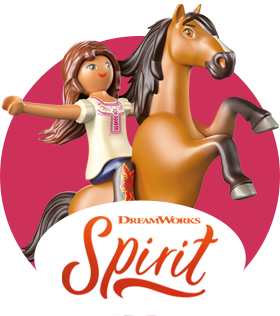 Spirit Riding Free